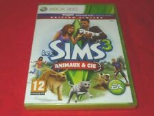 Les SIMS 3 ANIMAUX & CIE by Third Party  (XBOX 360)