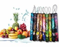 10x E-SHISHA PEN FLAVOUR HOOKAH VAPOR SMOKE DISPOSABLE ELECTRONIC 500 PUFFS Z3
