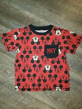 MICKEY MOUSE Clubhouse Disney T-Shirt Size Toddler 4T
