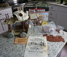 Ewok Battle Wagon 1985 STAR WARS POTF Power of the Force 100% COMPLETE Vintage