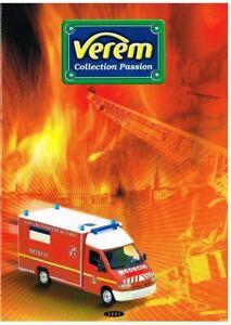 VEREM DIE-CAST CAR VAN TRUCK & MILITARY VEHICLES 2003 PRODUCT RANGE CATALOGUE