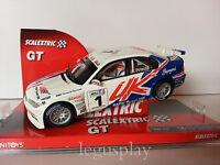 Slot SCX Scalextric 6312 BMW 320i WTCC A.Priaulx Nº1
