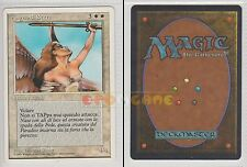 MTG Magic Angelo di Serra, Serra Angel - 2ª Ediz. Bordo Bianco 1995 ITALIANA EXC