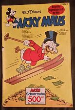 WALT DISNEY'S MICKY MAUS - GERMAN COMIC - FEB. 1969