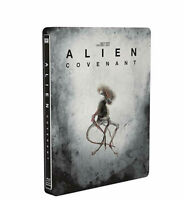 Steelbook ALIEN Covenant - Limited Edition (Blu-Ray Disc)