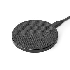 Native Union Drop 10W Wireless Charging Pad Slate Gray