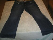 e096fc0c4e7 CJ by Cookie Johnson Women s Plus Sz 24 W Bootcut Stretch BLUE Jeans