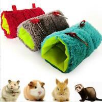 Pet Bird Hamster Bed Hanging Cage Nest Ferret Rat Squirrel Toys Hammock Hou O0N4
