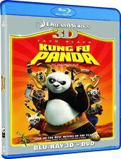 Kung Fu Panda (Blu-ray/DVD, 2012; 3D) *Brand New*