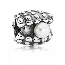 NEW! Authentic Pandora One of A Kind Pearl Charm #791134P $50