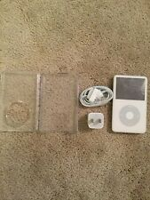 Apple iPod Classic 5th Gen. 30Gb - White (Ma002Ll/A)*Warranty*Extr as*