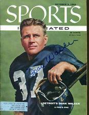 Doak Walker Signed 1955 Sports Illustrated Autographed PSA/DNA X80972