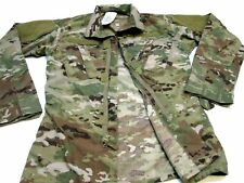 NEW ARMY OCP SCORPION W2 MULTICAM TOP SMALL/LONG UNIFORM COAT FLAME RESISTANT