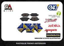 Pastiglie freni Fiat Grande Punto 1.3 Multijet Mjet 75cv 55kw anteriori