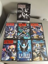 Batman: The Dark Knight Chronicles 6 DVD film collection