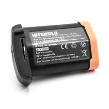 Original intensilo ® batería 3350mah para Canon EOS mr-14ex, mt-24ex, lp-e4