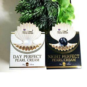 30 g Perfect Pearl Day & Night Royal Thai Herb Nourishing Rejuvenation Cream NEW