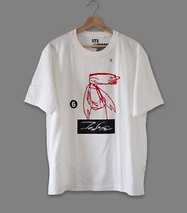 Futura Laboratories Uniqlo Urban Walls Men's Graphic Limited Edition T shirt