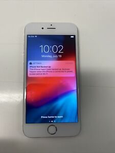Apple iPhone 6s - 128GB Silver - O2 Network, can't access