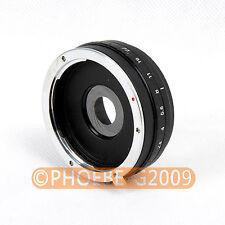 Build in Aperture Canon EOS EF Lens to SONY NEX E Mount Adapter NEX-7 NEX-5 -3