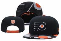 Philadelphia Flyers NHL Hockey Embroidered Hat Snapback Adjustable Cap Adult