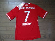 Bayern Munich Munchen #7 Ribery 100% Original Jersey Shirt S 2013/14 Home BNWT