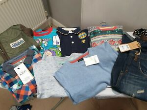 Job Lot Boys Clothes Children all new