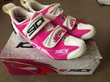 Sidi Women's T-4 Air Triathlon Shoe (Women's 39.0)