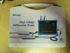 Micsig DP10013 High Voltage Differential Probe 1300V 100MHz 3.5ns Rise Time