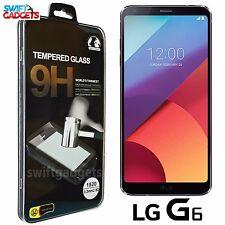 100% Genuine TEMPERED GLASS PELLICOLA PROTEGGI SCHERMO per LG g6