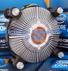 INTEL E41759 CPU COOLER & FAN FOR CORE i5 & i7 PROCESSOR WITH SOCKET LGA1156 NEW
