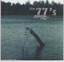 THE 77's - DROWNING WITH LAND (*NEW-CD, Myrrh) Xian Alt Mike Roe Seventy Sevens