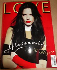British Love 4 2010 Brooke Shields Laetitia Casta Elle Macpherson Liv Tyler UK