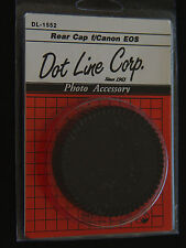 DOT LINE Replacement cap for CANON EOS Rear lens cap  Made in Japan  NEW