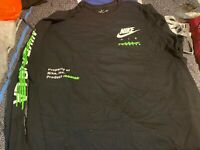 Nike Air Max Day Department of Unimaginable Promo Long Sleeve Shirt XL
