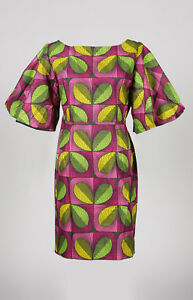 BNWT Colourful African Print Sexy Party Midi Dress In Sizes-UK10,12,14,16,18