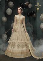 Salwar Kameez Indian Pakistani Suit ethnic Anarkali Dress Designer Party Wear AI