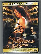 LE FANTÔME DE L'OPÉRA - ASIA & DARIO ARGENTO - DVD - NEUF NEW NEU