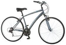 Schwinn 700C Men's Network 1 Hybrid Bike Bicycle - Grey