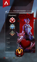 🏆🏆Apex Legends 4000 damage Wake Badge Boost any legend |PC Only| 🏆🏆 Season 8