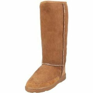 Minnetonka 3581, 3588, 3589 Sheepskin Tall Winter Boots