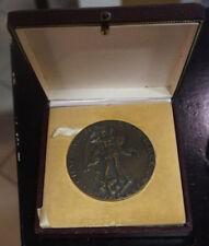 Médaille chambre de commerce Bruxelles - Assesseur 1964