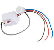 Mini détecteur de mouvements 360° pour installation PIR Flush LED 800W