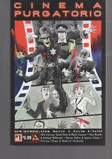 Cinema Purgatorio 1 Alan Moore / Garth Ennis Avatar Comics