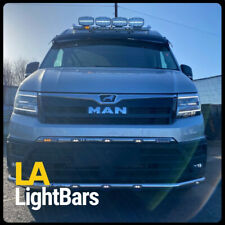 LA LIGHTBARS MAN TGE / VW CRAFTER GRILL BAR