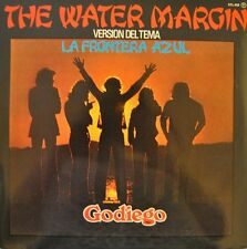 GODIEGO THE WATER MARGIN La Frontera Azul Spanish LP JAPAN ROCK r@re Spain 1978