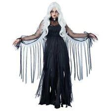 California Costumes Women's Vengeful Spirit Costume Black Large