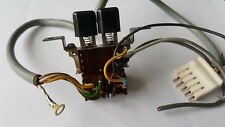 DYNACORD POWER/MOTOR SWITCH ASSEMBLY FOR EMINENT200 & EC504