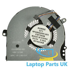 CPU Cooling Fan for Hp TPN-Q201 Pavilion Laptop Spare Part