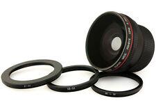 Canon EOS Manual Focus Fisheye Camera Lenses